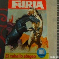 Tebeos: FURIA EL CABALLO ABIGEO. Lote 235930175