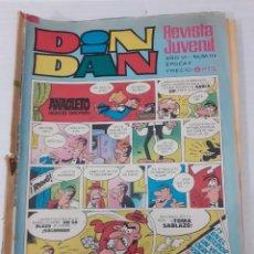 Tebeos: DIN DAN Nº 174 - BRUGUERA 1971 - EL DE LA FOTO, BIEN. Lote 235956430
