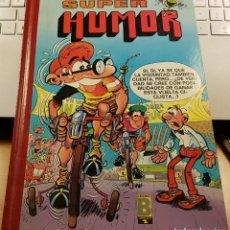 Tebeos: SUPER HUMOR - VOLUMEN 10 MORTADELO Y FILEMON. Lote 235968520