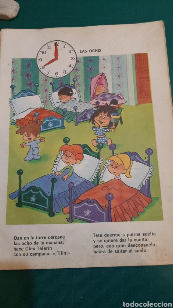 Tebeos: QUE HORA ES LA FAMILIA TELERIN EB 1965 José LUIS Moro ANGEL CARMONA Barcelona BRUGUERA - Foto 3 - 235997600