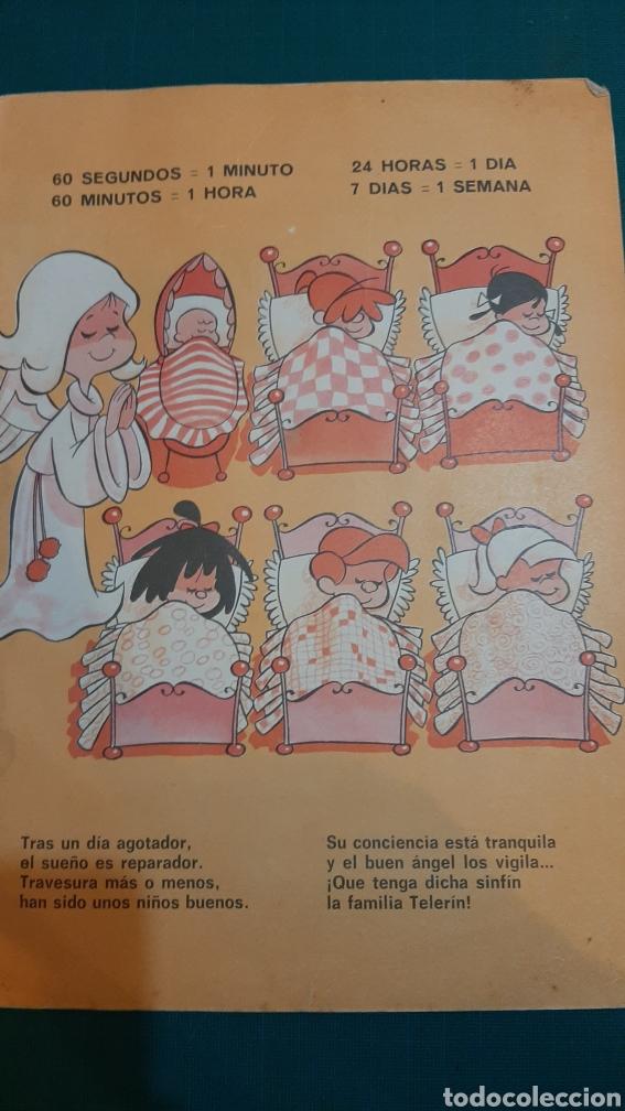 Tebeos: QUE HORA ES LA FAMILIA TELERIN EB 1965 José LUIS Moro ANGEL CARMONA Barcelona BRUGUERA - Foto 5 - 235997600