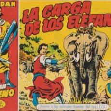 """Tebeos: COMIC """" COLECCIÓN DAN - SERIE CAPITÁN TRUENO """" Nº 7 ED. BRUGUERA 1956 ( 1,50 PTS. ). Lote 236014250"""