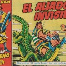 """Tebeos: COMIC """" COLECCIÓN DAN - SERIE CAPITÁN TRUENO """" Nº 8 ED. BRUGUERA 1956 ( 1,50 PTS. ). Lote 236014690"""
