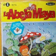 Tebeos: LA ABEJA MAYA N° 1 EL NACIMIENTO DE MAYA BRUGUERA. Lote 236047145