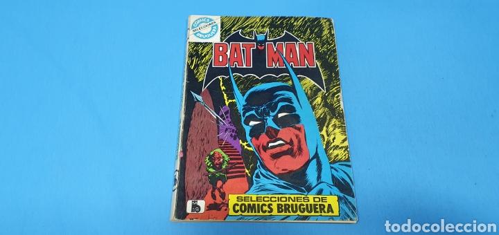 BAT MAN - SELECCIONES COMICS BRUGUERA I (Tebeos y Comics - Bruguera - Otros)