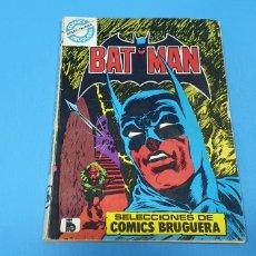 Tebeos: BAT MAN - SELECCIONES COMICS BRUGUERA I. Lote 236101355