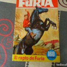 Tebeos: FURIA, EL RAPTO DE FURIA. Lote 236146775