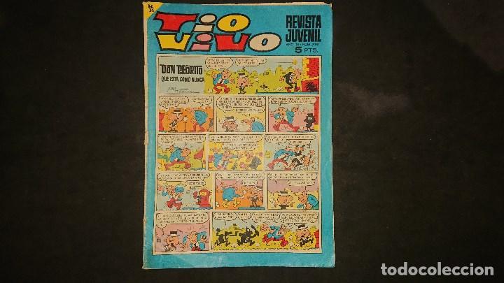 TEBEO ANTIGUO TIO VIVO AÑO XI Nº 359 . LEER DESCRIPCION (Tebeos y Comics - Bruguera - Tio Vivo)