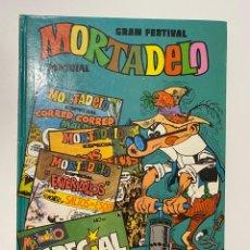 Tebeos: MORTADELO. GRAN FESTIVAL ESPECIAL. TOMO 7. BRUGUERA. 1985.. Lote 236224480