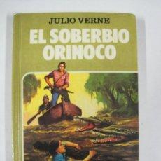 Tebeos: EL SOBERBIO ORINOCO POR JULIO VERNE - BRUGUERA HISTORIAS SELECCION. BUEN ESTADO 1985. Lote 236248135