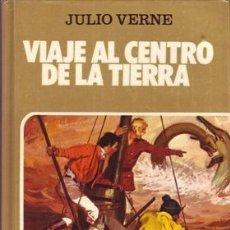 Tebeos: VIAJE AL CENTRO DE LA TIERRA. JULIO VERNE. EDITORIAL BRUGUERA. ESPAÑA. HISTORIAS SELECCIÓN 1982.. Lote 236248805