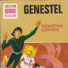 Tebeos: HISTORIAS SELECCIÓN. SERIE: CIENCIA FICCIÓN. Nº 2. GENESTEL. SEBASTIAN ESTRADE. BRUGUERA 1971. Lote 236311045