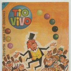 Tebeos: TIO VIVO - ALMANAQUE PARA 1965 - ED. BRUGUERA - 1964. Lote 236317660