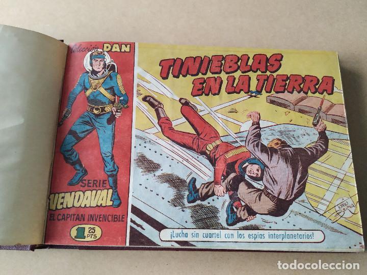 SERIE VENDAVAL - EL CAPITÁN INVENCIBLE - DEL Nº 1 AL 26 - COLECCIÓN COMPLETA ENCUADERNADA (Tebeos y Comics - Bruguera - Cuadernillos Varios)