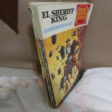 Tebeos: SHERIFF KING Nº 55 - 4 - 21 - 20 - 16 - 71. Lote 236451465