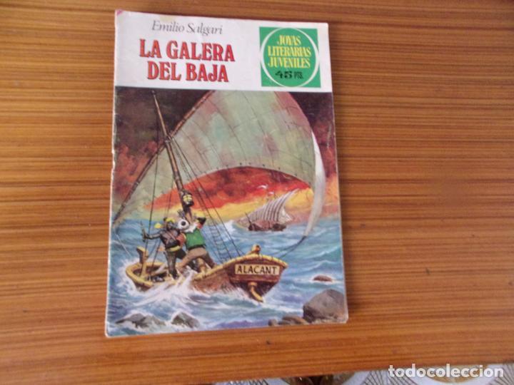 JOYAS LITERARIAS JUVENILES Nº 222 EDITA BRUGUERA (Tebeos y Comics - Bruguera - Joyas Literarias)