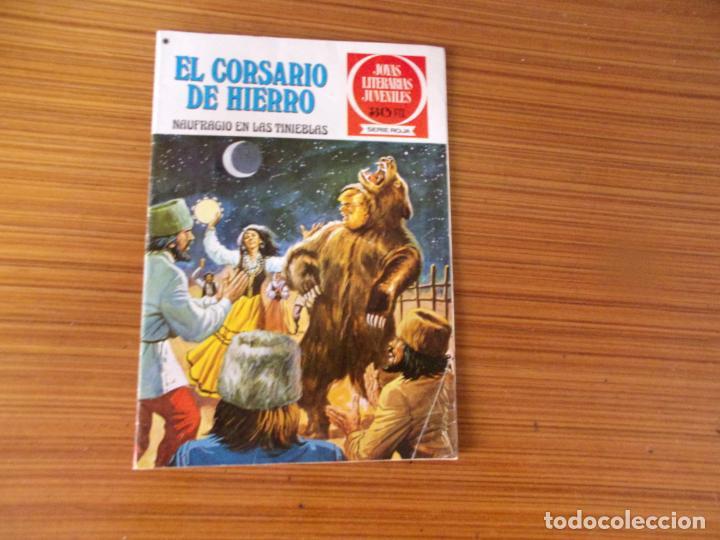 EL CORSARIO DE HIERRO Nº 15 EDITA BRUGUERA (Tebeos y Comics - Bruguera - Joyas Literarias)