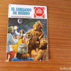 Tebeos: EL CORSARIO DE HIERRO Nº 15 EDITA BRUGUERA. Lote 236503210