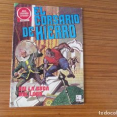 Tebeos: EL CORSARIO DE HIERRO Nº 4 EDITA BRUGUERA. Lote 236503315