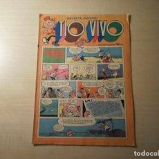 Tebeos: TEBEO TIO VIVO Nº 688 (1974). Lote 236509415