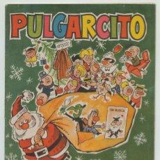 Tebeos: PULGARCITO - ALMANAQUE PARA 1963 - ED. BRUGUERA - 1962 (CON EL INSPECTOR DAN). Lote 236523750