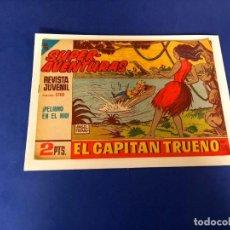 Tebeos: CAPITAN TRUENO- Nº 576. Lote 236559265