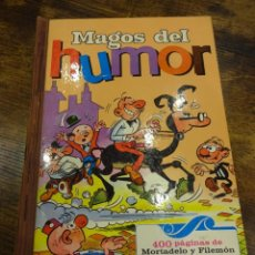 Tebeos: MAGOS DEL HUMOR. VOL. I. AGAMENON-DON PIO-ROMPETECHOS. BRUGUERA 1971. Lote 236596750