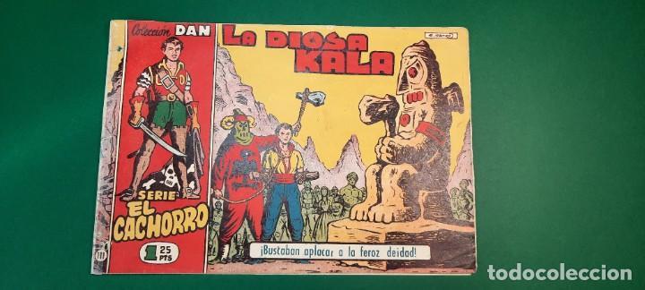"""CACHORRO, EL (1951, BRUGUERA) 111 · 4-IX-1955 · EL """"CACHORRO"""" (Tebeos y Comics - Bruguera - El Cachorro)"""