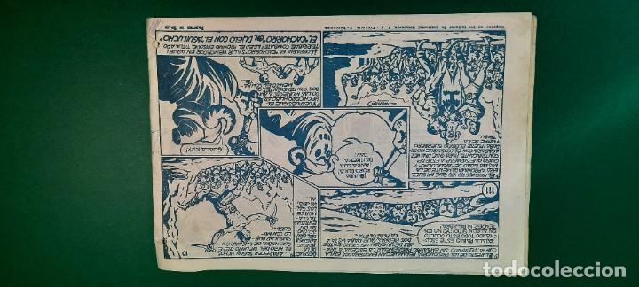 """Tebeos: CACHORRO, EL (1951, BRUGUERA) 111 · 4-IX-1955 · EL """"CACHORRO"""" - Foto 2 - 236752360"""