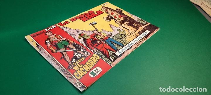 """Tebeos: CACHORRO, EL (1951, BRUGUERA) 111 · 4-IX-1955 · EL """"CACHORRO"""" - Foto 3 - 236752360"""