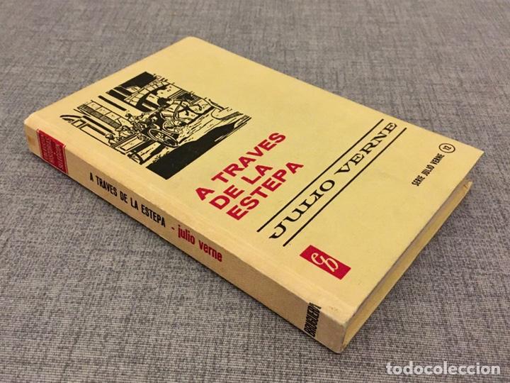 Tebeos: A través de la estepa, serie Julio Verne Nº 12, Historias Selección Bruguera, - Foto 2 - 236786430