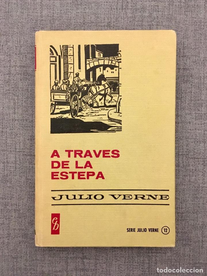A TRAVÉS DE LA ESTEPA, SERIE JULIO VERNE Nº 12, HISTORIAS SELECCIÓN BRUGUERA, (Tebeos y Comics - Bruguera - Historias Selección)