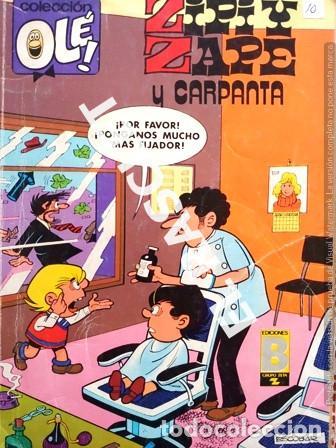 Tebeos: ZIPI Y ZAPE Y CARPANTA - COLECIÓN OLÉ - - Foto 2 - 236786625