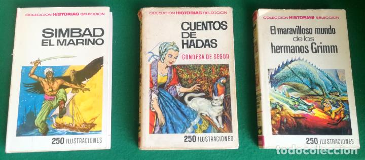 Tebeos: HISTORIAS SELECCIÓN - SERIE LEYENDAS Y CUENTOS COMPLETA1 (10) - ANDERSEN CARROL GRIMM HOFFMANN - Foto 13 - 236827410