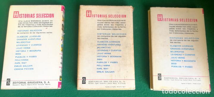 Tebeos: HISTORIAS SELECCIÓN - SERIE LEYENDAS Y CUENTOS COMPLETA1 (10) - ANDERSEN CARROL GRIMM HOFFMANN - Foto 14 - 236827410