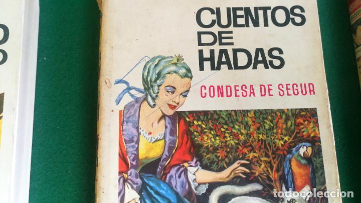 Tebeos: HISTORIAS SELECCIÓN - SERIE LEYENDAS Y CUENTOS COMPLETA1 (10) - ANDERSEN CARROL GRIMM HOFFMANN - Foto 15 - 236827410