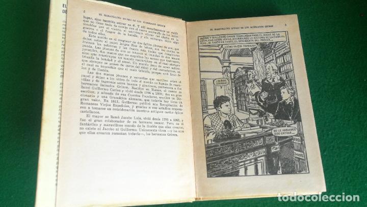 Tebeos: HISTORIAS SELECCIÓN - SERIE LEYENDAS Y CUENTOS COMPLETA1 (10) - ANDERSEN CARROL GRIMM HOFFMANN - Foto 20 - 236827410