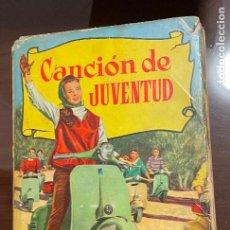 Tebeos: CANCION DE JUVENTUD, BRUGUERA LEER. Lote 236882480