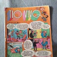 Tebeos: TIO VIVO AÑO XXIII Nº 1004. Lote 236883955