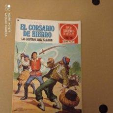 Tebeos: EL CORSARIO DE HIERRO Nº 17. Lote 236913350