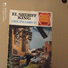 Tebeos: EL SHERIFF KING Nº 16. Lote 236914550