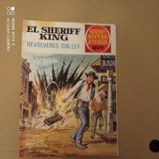 Tebeos: EL SHERIFF KING Nº 59. Lote 236915125