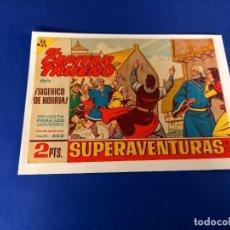Tebeos: CAPITAN TRUENO- Nº 442 - ORIGINAL. Lote 237032815