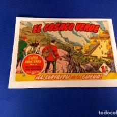 Tebeos: COSACO VERDE- Nº 65 - ORIGINAL. Lote 237040635