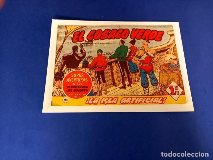 COSACO VERDE- Nº 118 - ORIGINAL (Tebeos y Comics - Bruguera - Cosaco Verde)