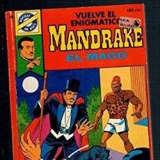 Tebeos: VUELVE EL ENIGMÁTICO (MANDRAKE EL MAGO Nº38) LEE FALK. Lote 237095750