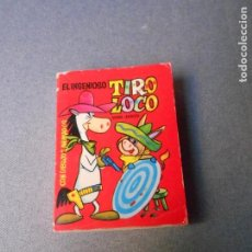 Tebeos: EL INGENIOSO TIRO LOCO. Lote 237136910
