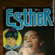 BDs: COMIC ESTHER, NÚMERO 117 AÑO 1985. Lote 237166405