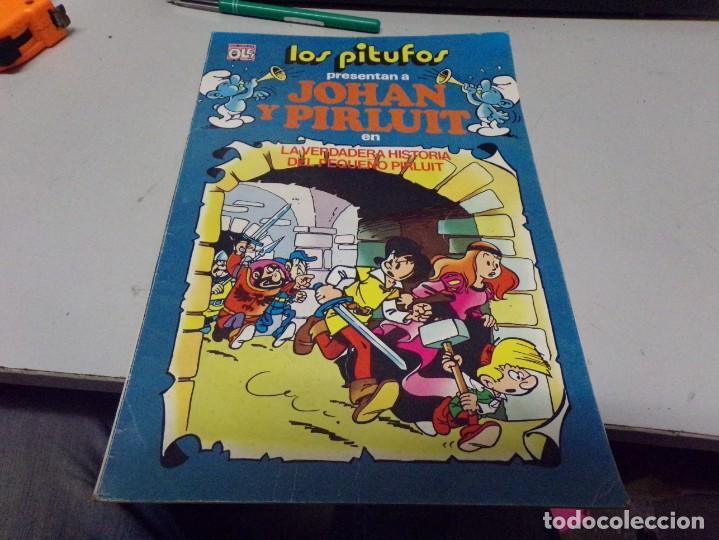 COLECCION OLE LOS PITFOS NUMERO 16 PRIMERA EDICION BRUGUERA (Tebeos y Comics - Bruguera - Otros)