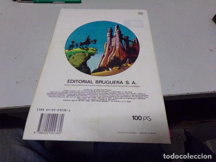 Tebeos: coleccion ole los pitfos numero 16 primera edicion bruguera - Foto 2 - 237286695